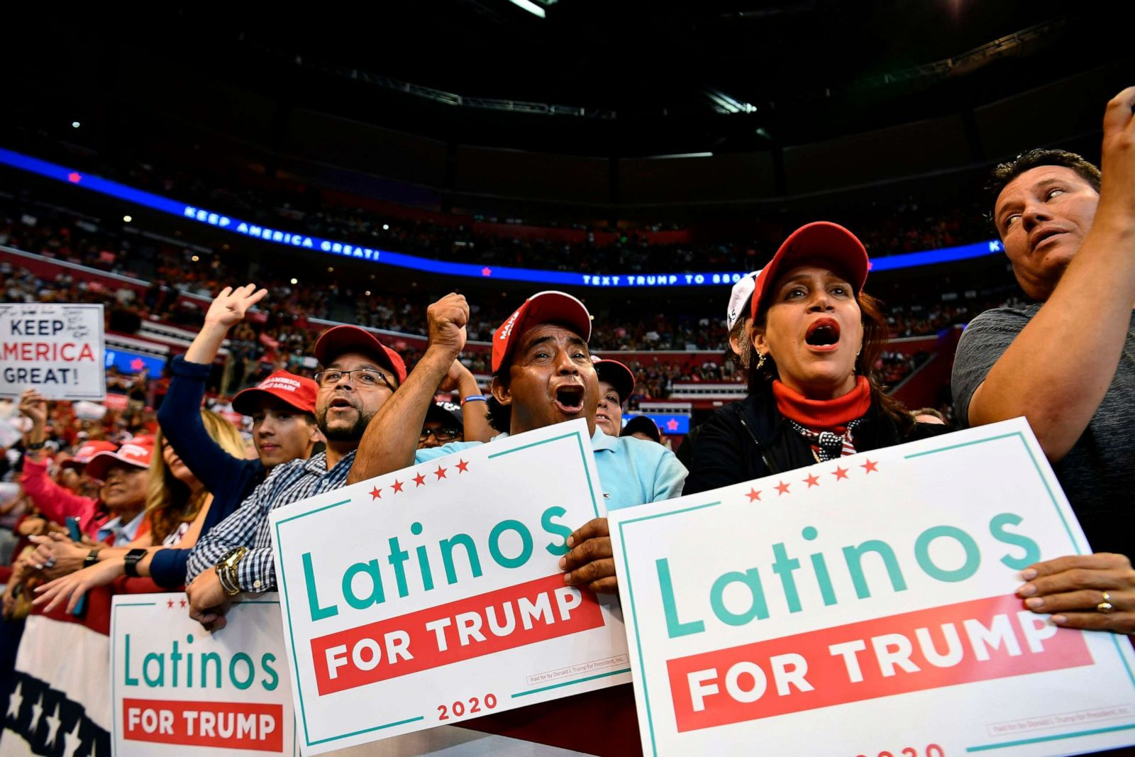 Latino's For Trump