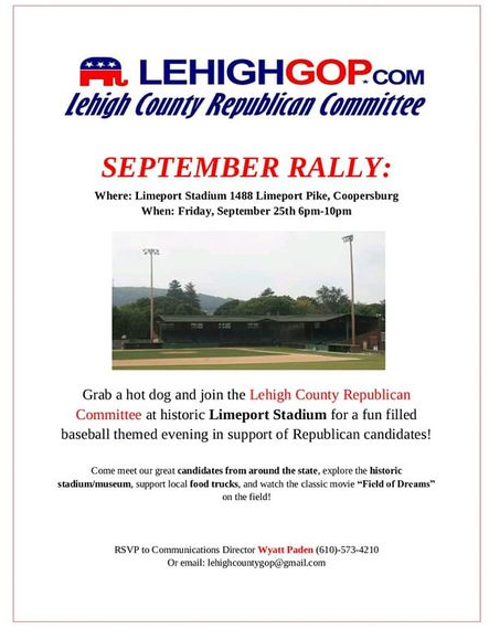 LCRC SEPTEMBER RALLY AT LIMEPORT STADIUM